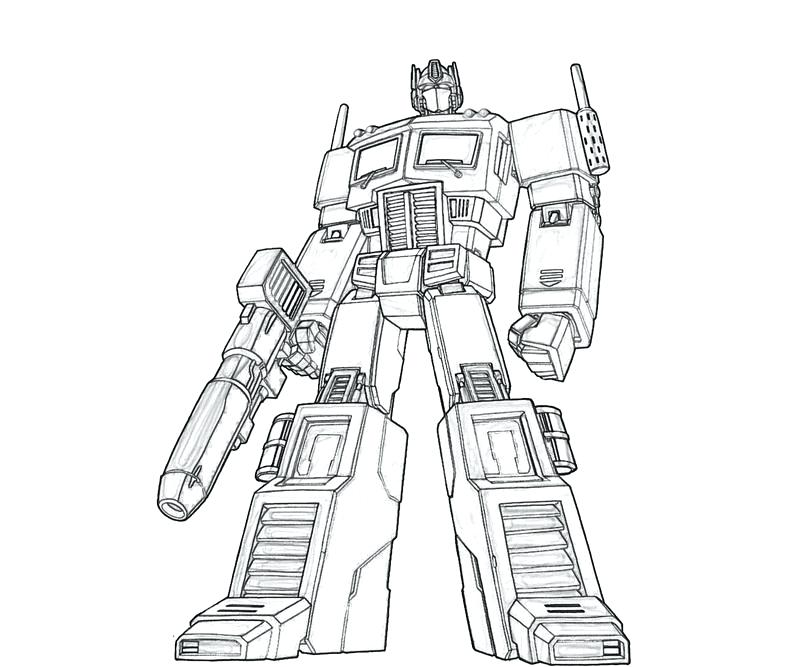 800x667 Bumblebee Transformer Coloring Page Transformers Coloring Pages