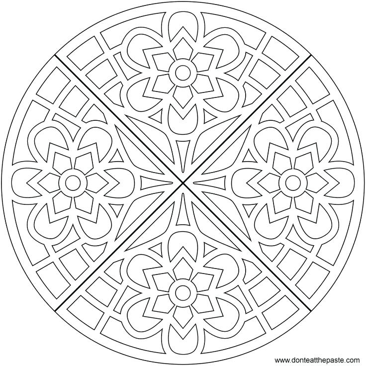 736x736 Adult Coloring Book Images As Well As Adult Coloring Pages Mandala