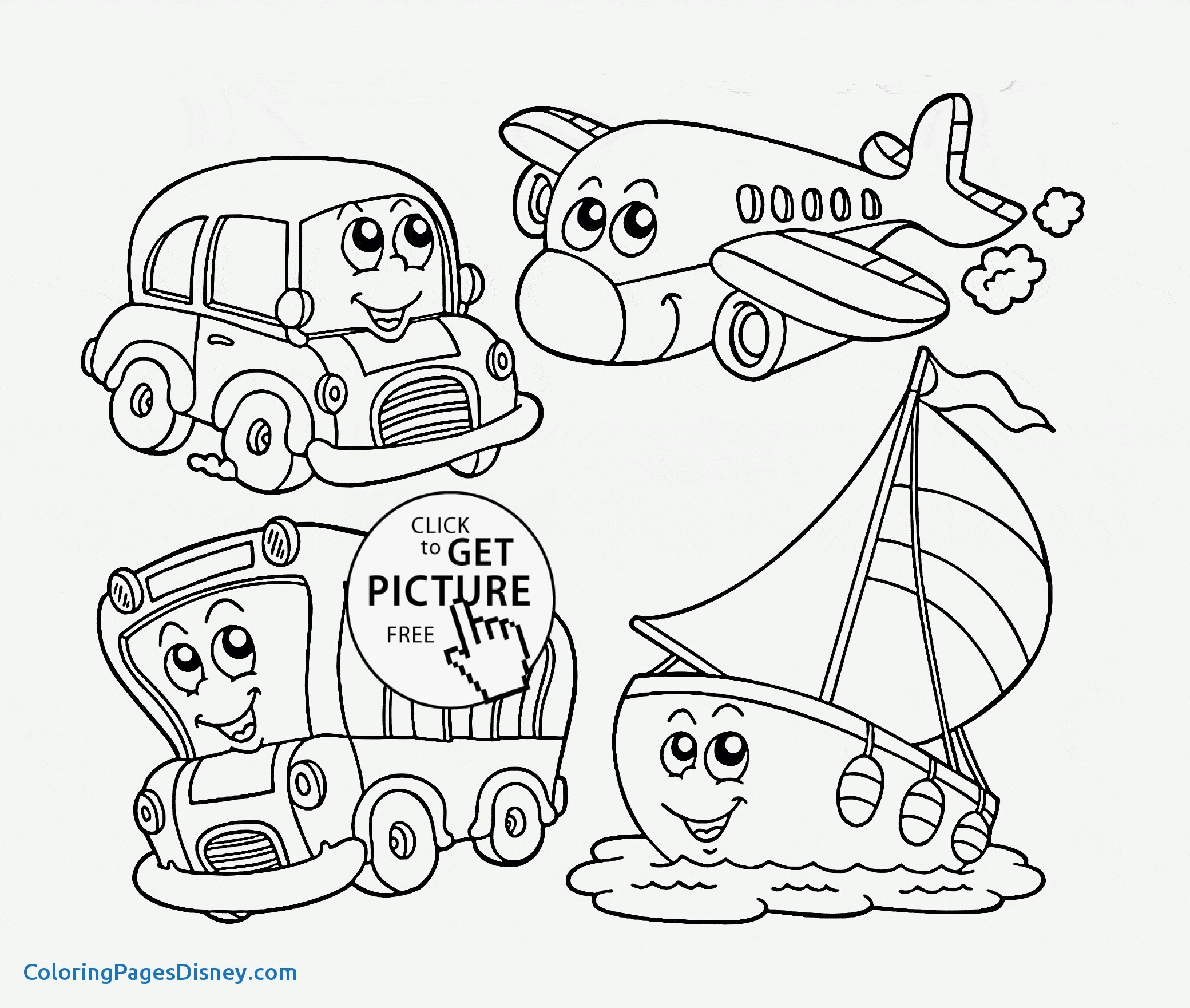 2080x1761 Special Transport Coloring Pages Inspirational Transportation
