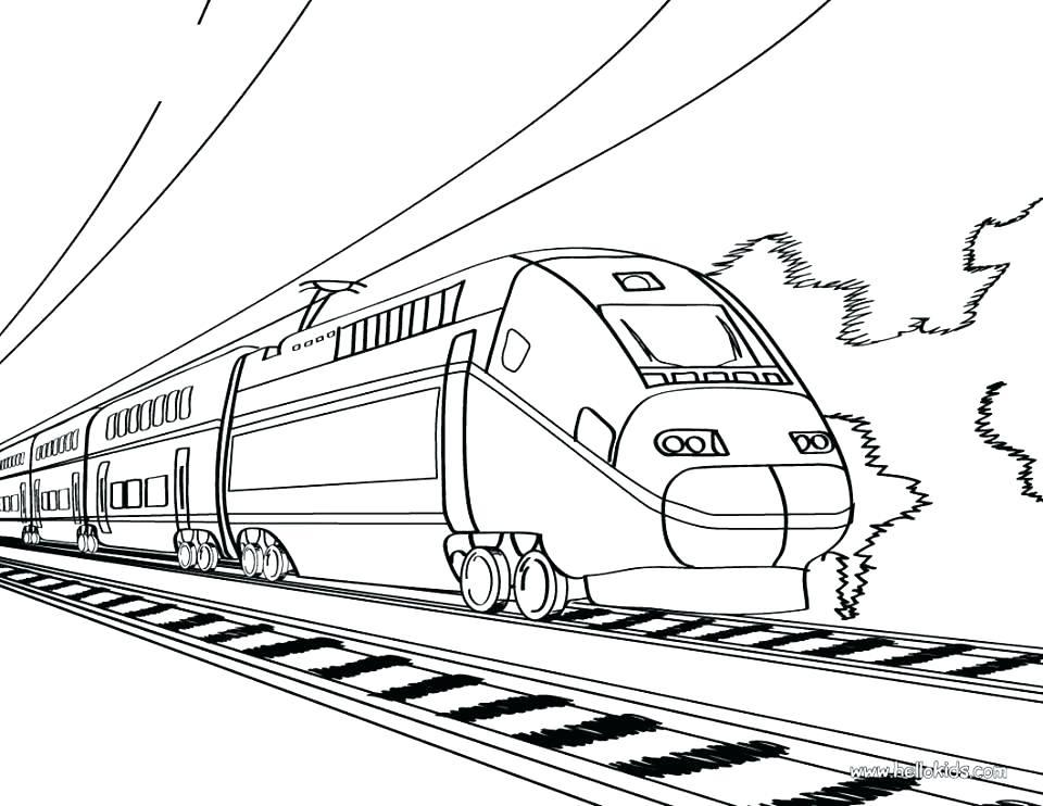 960x742 Transportation Coloring Page Transportation Transportation