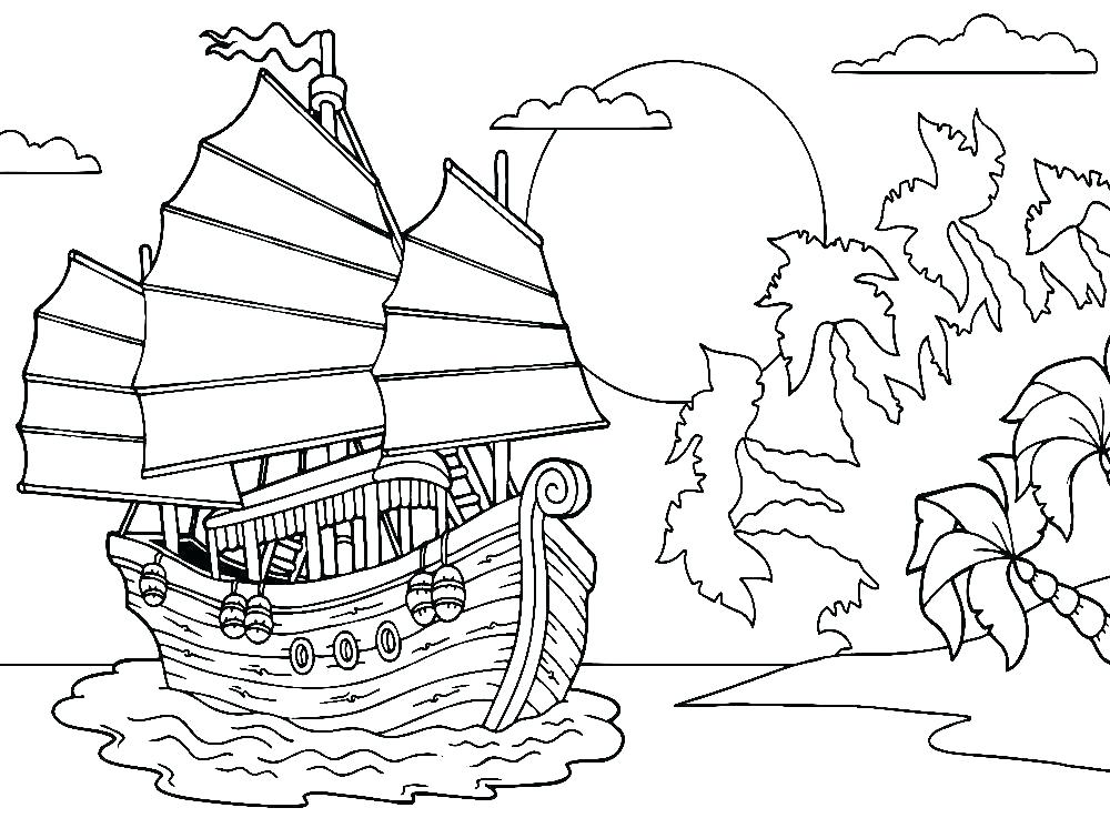 1000x746 Transport Coloring Pages
