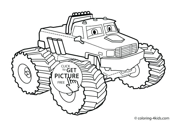 736x525 Transportation Coloring Pages Truck Coloring Page Nice Monster