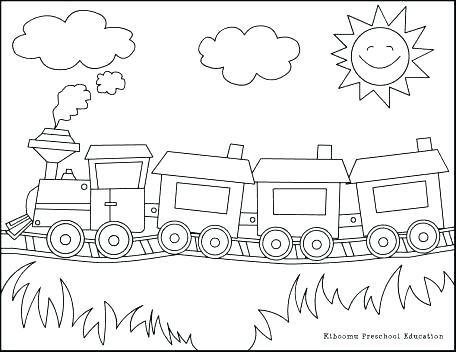 456x352 Transportation Coloring Pages Transportation Transportation