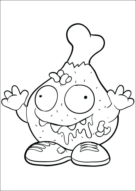 567x794 Coloring Pages Online For Adults Free Best Gang Images On Books