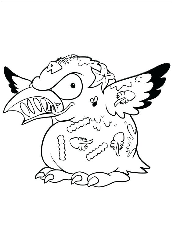 567x794 Grossery Gang Coloring Pages Gang Coloring Pages Coloring Pages