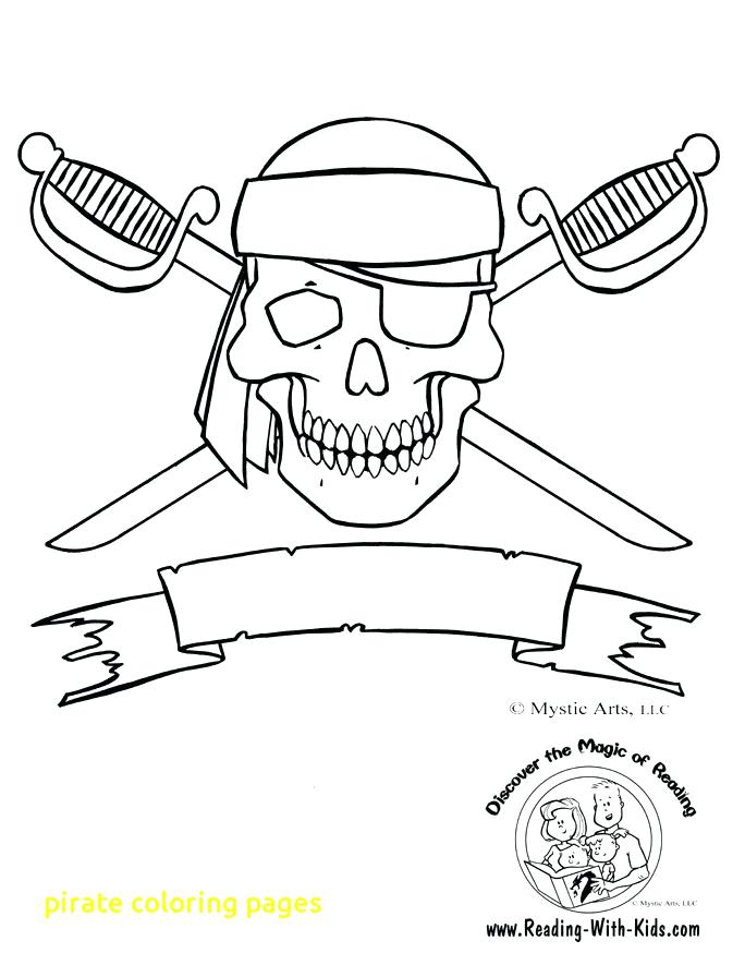 684x885 Excellent Treasure Chest Coloring Page New Get This Pirate Pages
