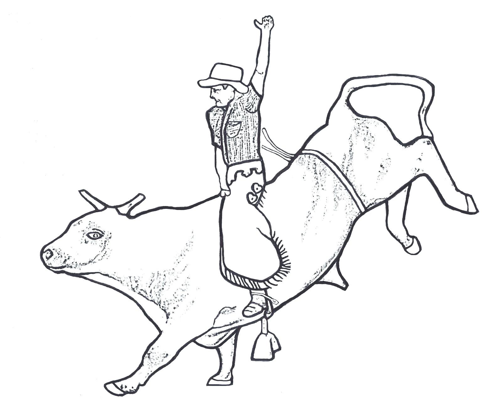 1600x1284 Coloring Pages For Boys Bull Riding Mason Desing Of Treble Clef