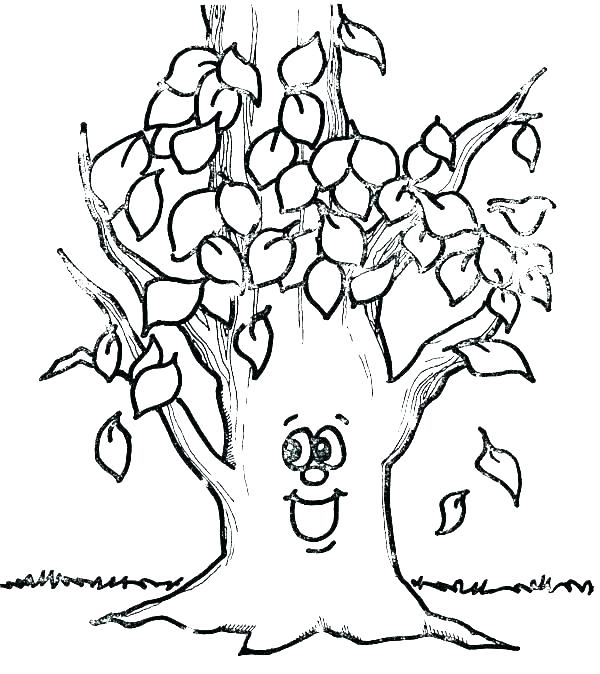 600x674 Preschool Fall Coloring Pages Preschool Coloring Pages Fall