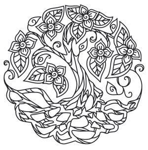 300x305 Best Free Printable Coloring Pages Images