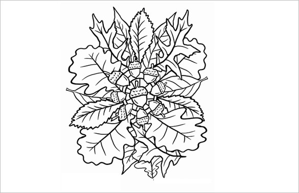 585x378 Mandala Coloring Pages Free Word, Pdf, Png Format