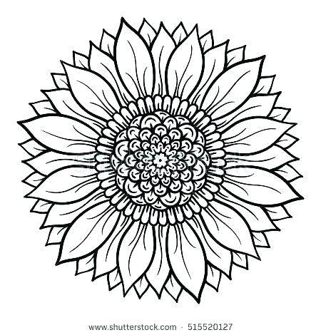 450x470 Online Mandala Coloring Pages Free Coloring Pages Tree Mandala