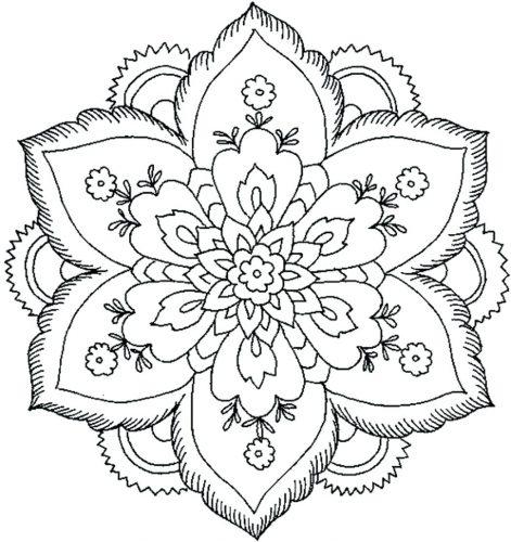 471x500 Coloring Pages Mandalas Coloring Pages World Tree Mandala App