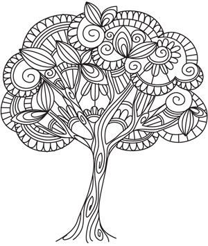 300x355 Best Mandalas Images On Coloring Books, Coloring