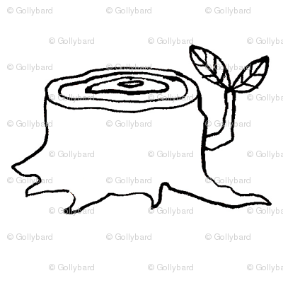 400x400 Expert Tree Trunk Coloring Page Sporturka Tree Trunk Coloring