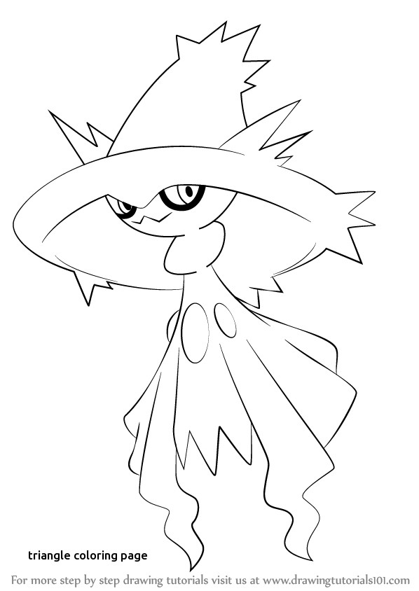 598x844 Mismagius Is A Ghost Like Character From Pokemon It Has Purple