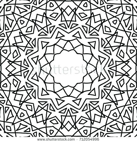 450x470 Tribal Coloring Pages Coloring Pages For Adults Mandala Coloring