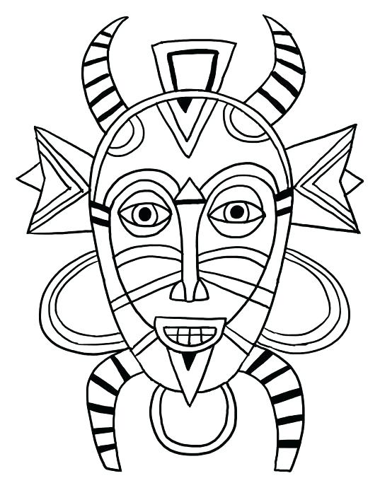 537x700 African Coloring Pages Coloring Pages Tribal Woman Coloring Page
