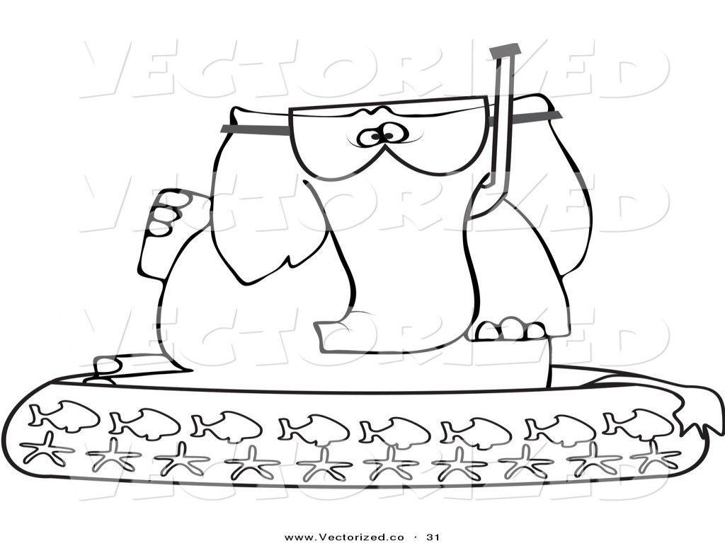 1024x768 Smoking And Drinking Coloring Sheets Elephant Design Pages