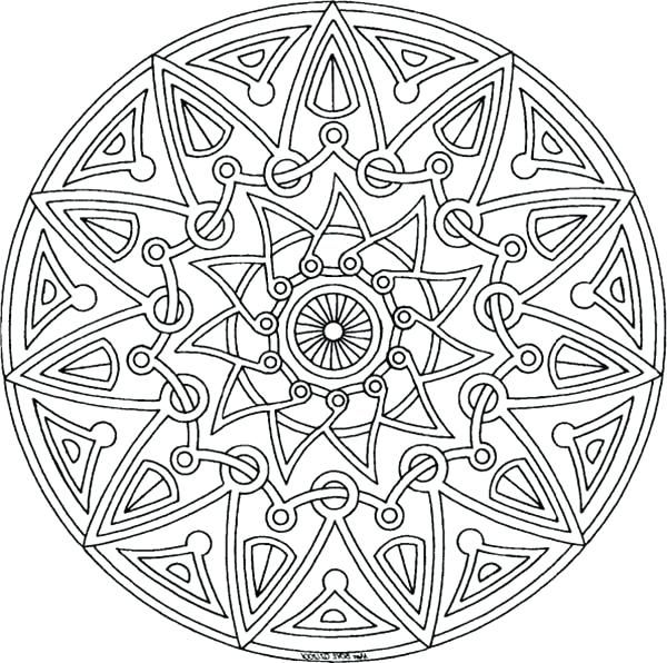 600x596 Aztec Coloring Pages Tribal Coloring Pages Aztec Art Coloring