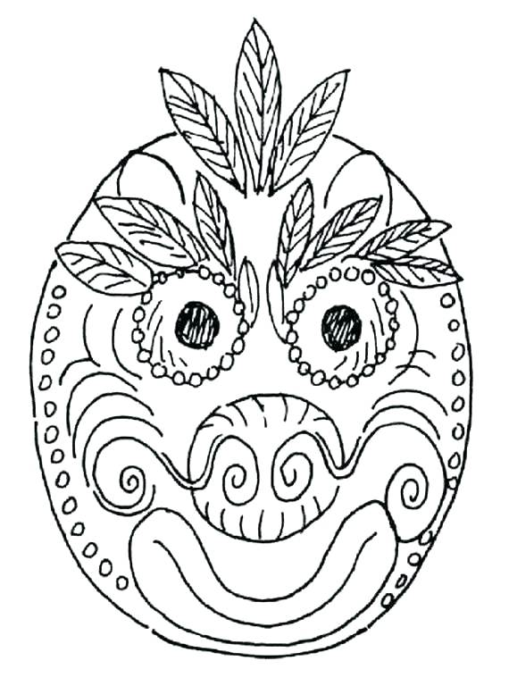 570x768 Tribal Print Coloring Pages Tribal Coloring Pages Dragon Boat