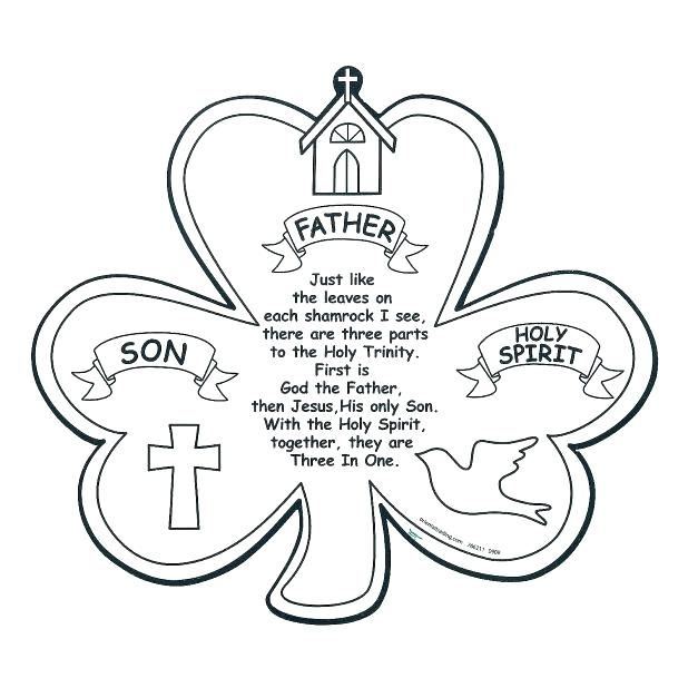 618x618 Holy Trinity Coloring Pages Holy Trinity Coloring Pages Coloring