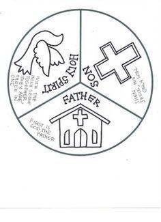 236x325 Holy Trinity Shamrock Coloring Page Printable Third, Free