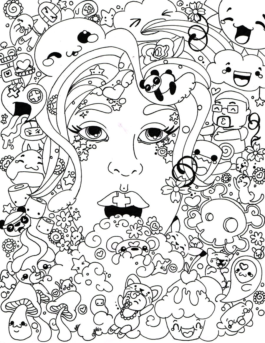 900x1167 Trippy Coloring Book Pages Awesome Trippy Coloring Books