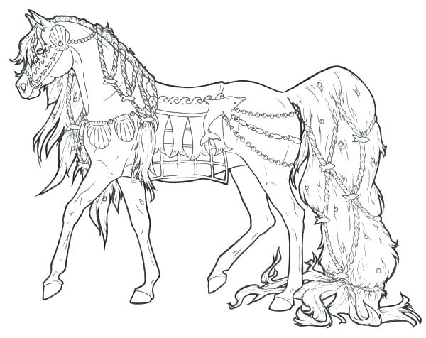 600x476 Coloring Page Of Horse Elegant Coloring Pages Of Horses Print
