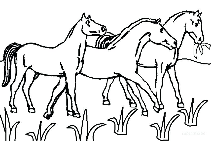 850x567 Horses Coloring Pages Pdf Horseland Horses Coloring Pages Horses