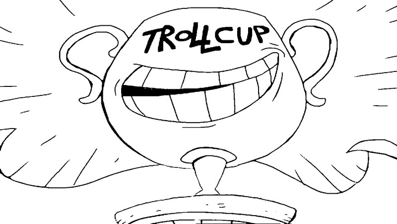 800x451 Coloring Page Troll Face Quest
