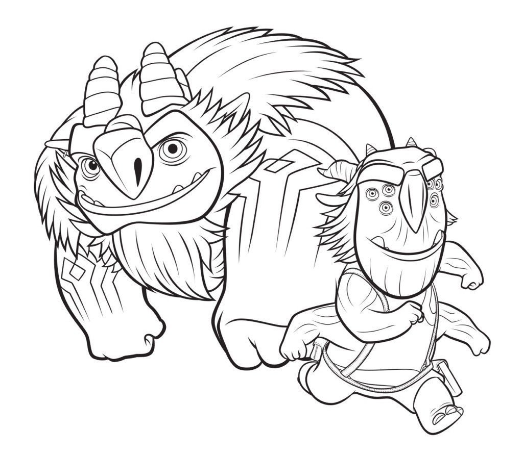 Troll Hunter Coloring Pages At Getdrawings Free Download