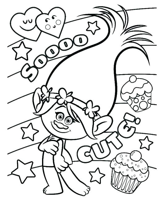 35 Papa Troll Coloring Pages - Free Printable Coloring Pages