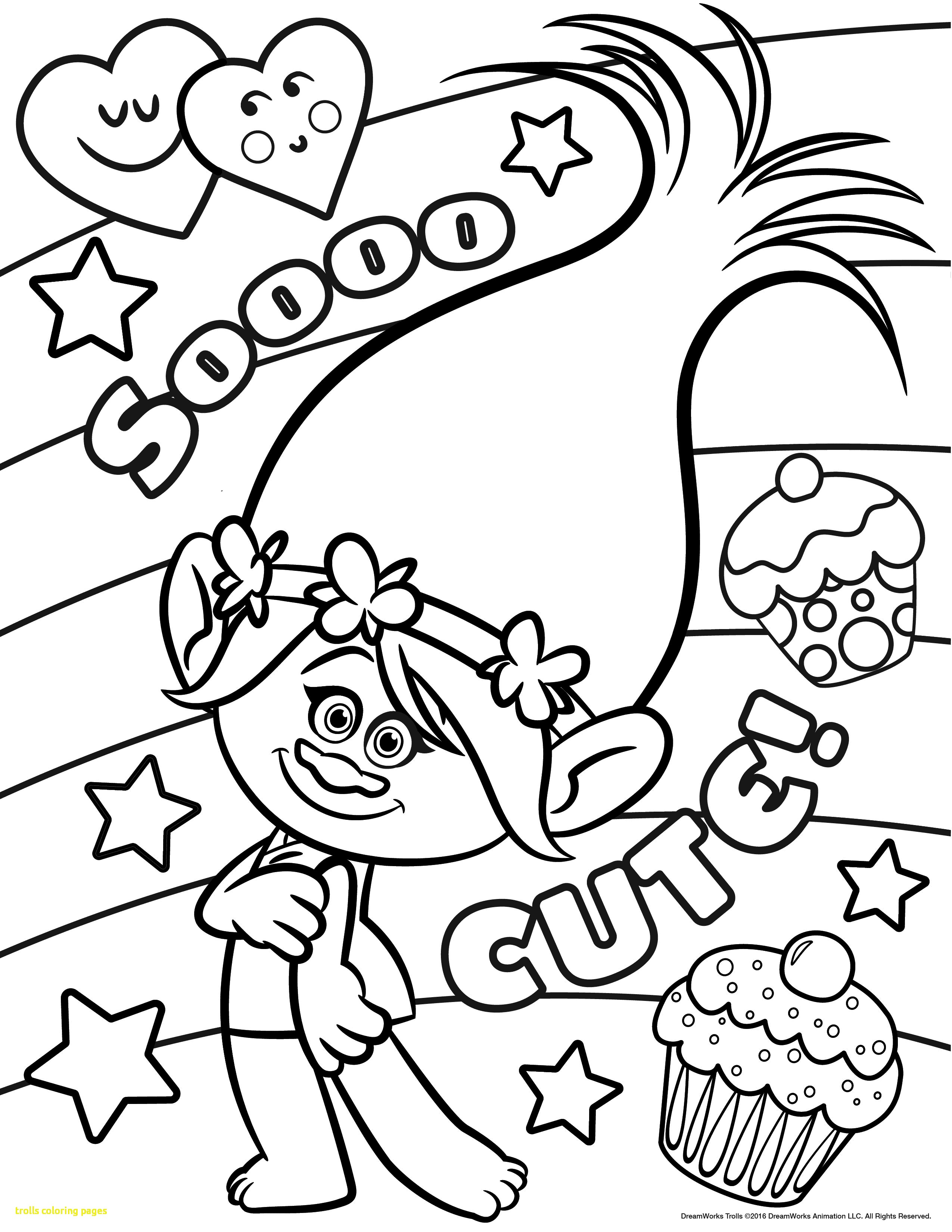2550x3300 Trolls Coloring Pages With Trolls Movie Coloring Pages Best