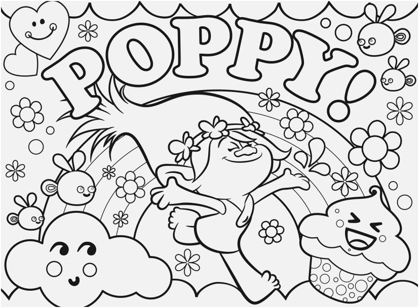 827x609 Trolls Coloring Pages Gallery Print Trolls Movie Color Troll