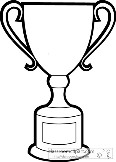 392x550 Trophy Coloring Page Pictures Free Coloring Pages
