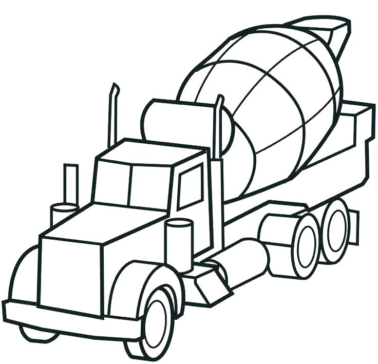 736x709 Fire Truck Coloring Pages Epic Fire Truck Ng Pages To Print Free