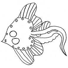 230x230 Top Free Printable Tropical Fish Coloring Pages Online