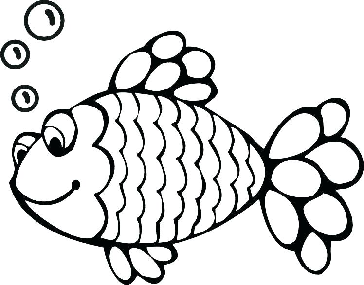 748x586 Fish Coloring Pages Tropical Fish Coloring Pages Tropical Fish