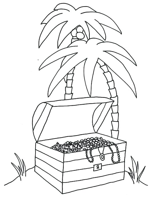 600x824 Island Coloring Page Island Coloring Pages Download And Print