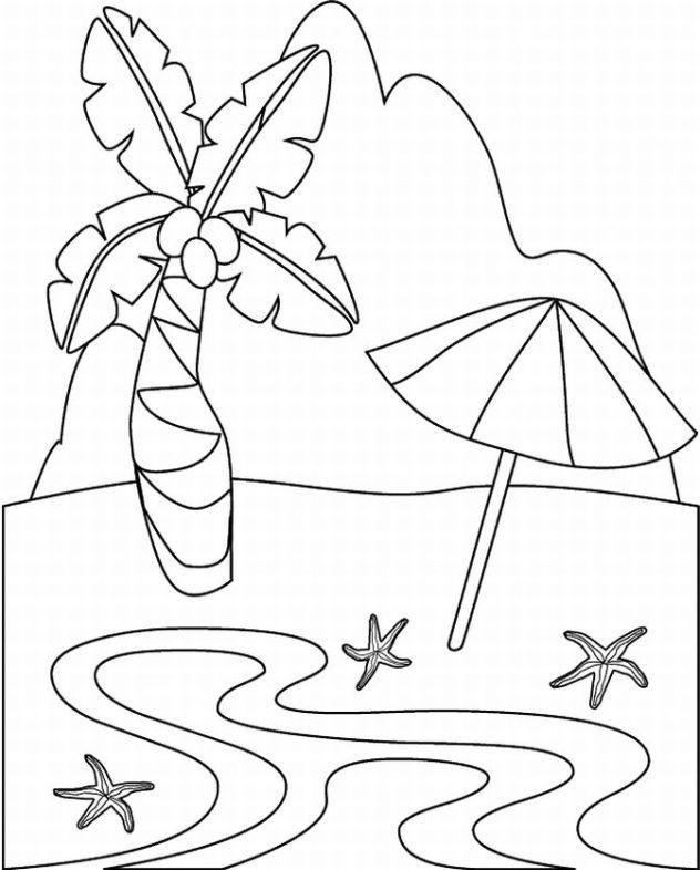 632x786 Tropical Coloring Pages Printable Free Coloring Pages