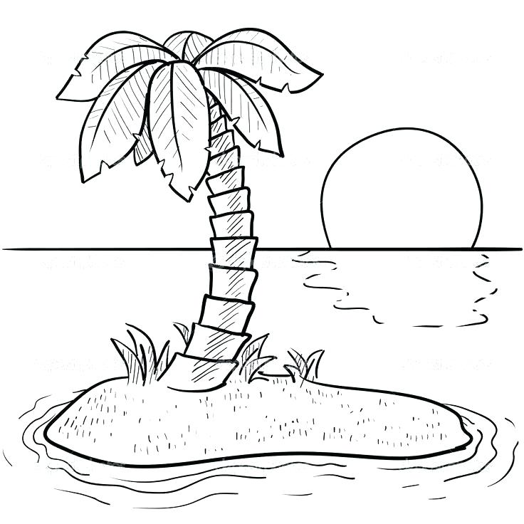 736x736 Rhode Island Coloring Page Island Coloring Pages Tropical Island