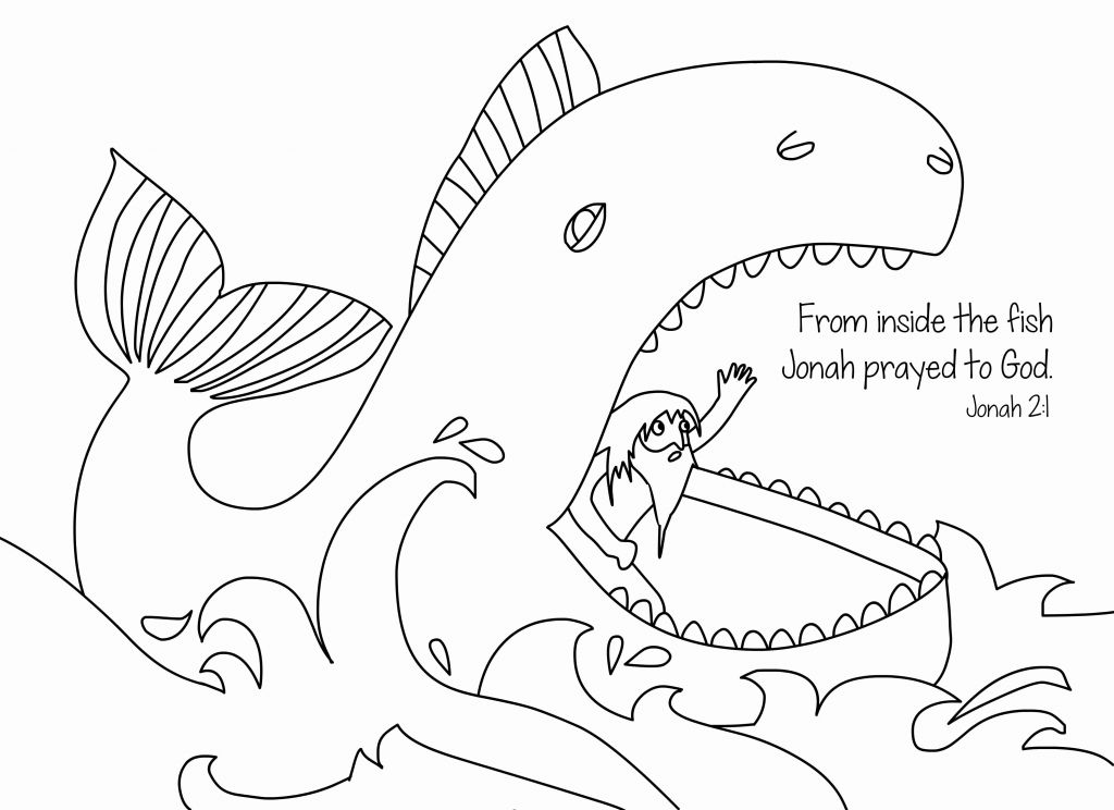 Trout Coloring Pages