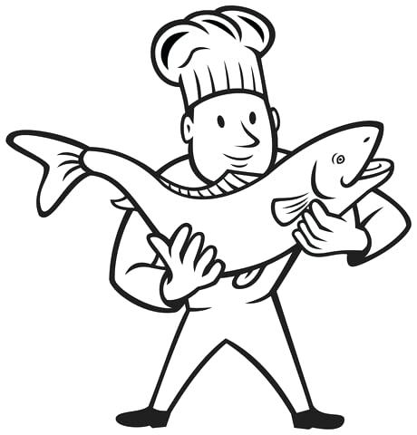 460x480 Brook Trout Coloring Page Coloring Pages To Print For Free