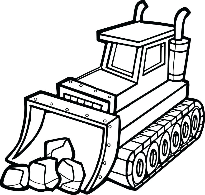 863x819 Coloring Tractor Trailer Coloring Pages Book Semi Truck Tractor