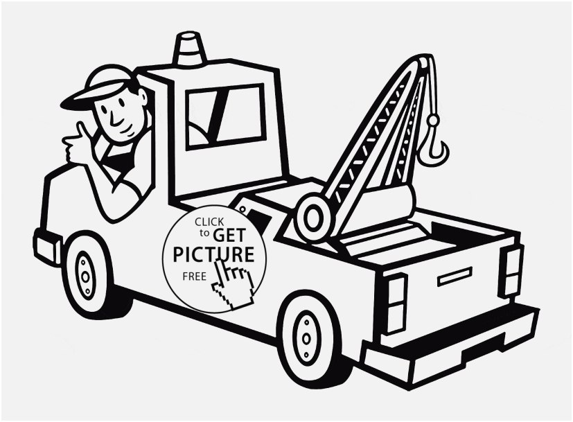 827x609 Truck Coloring Book Pictures Truck Transportation Coloring Pages