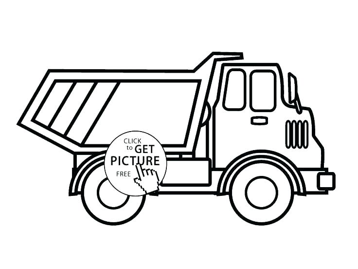 736x552 Free Fire Truck Coloring Pages Printable Firetruck Coloring Page