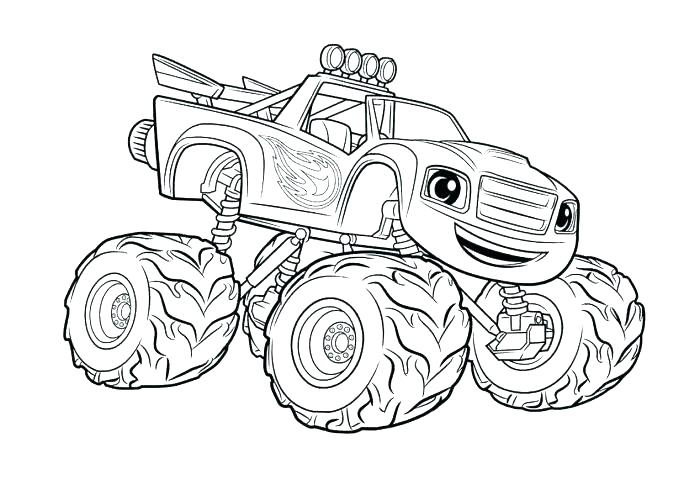 700x495 Cattle Truck Coloring Pages Preschool To Funny Semi Truck Coloring