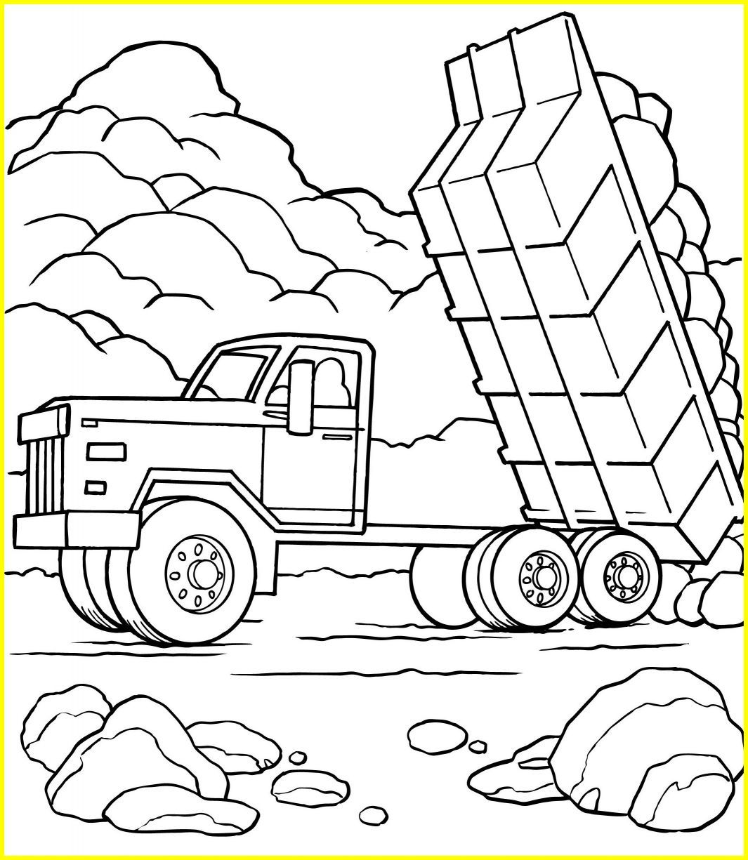 1065x1225 Awesome Fire Truck Coloring Page On Art For Printable Concept
