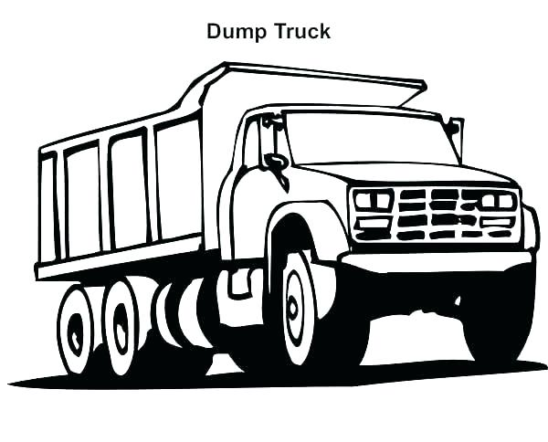 600x484 Fire Truck Coloring Pages To Print