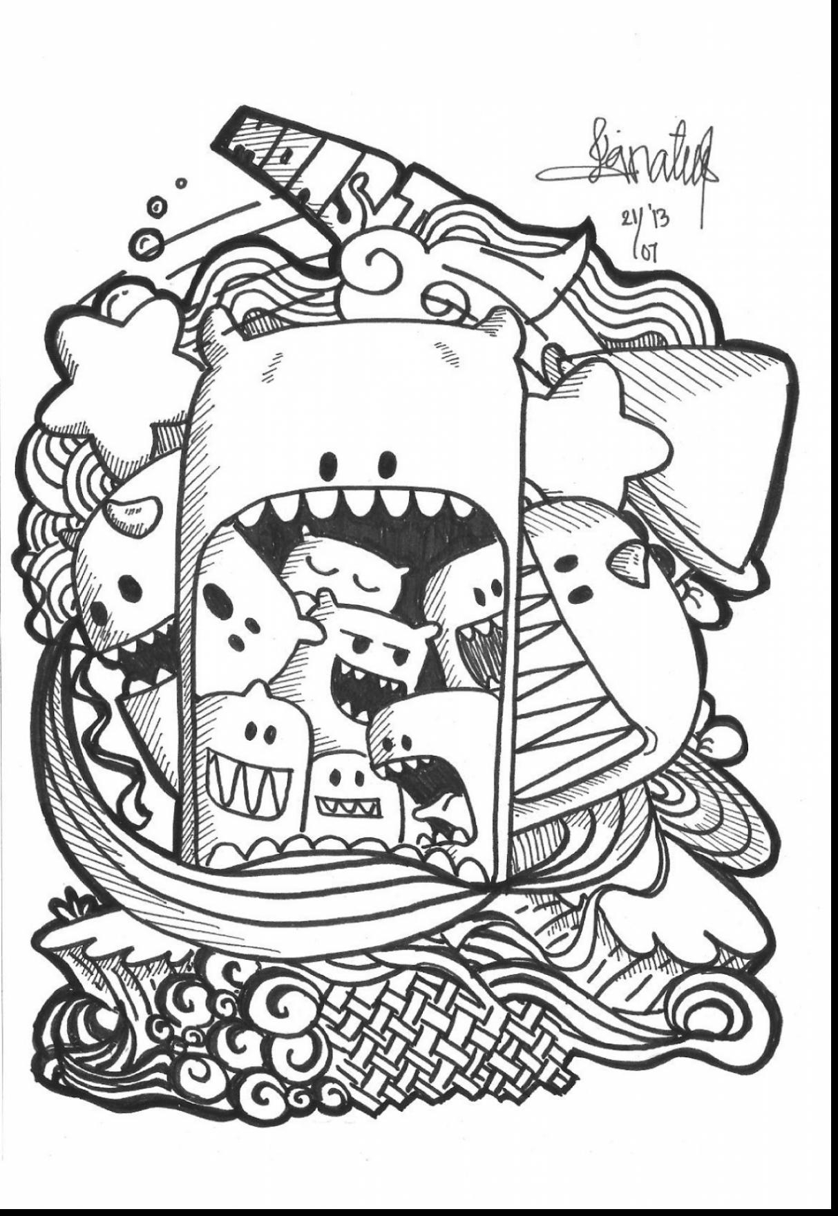 1213x1760 Dope Coloring Pages